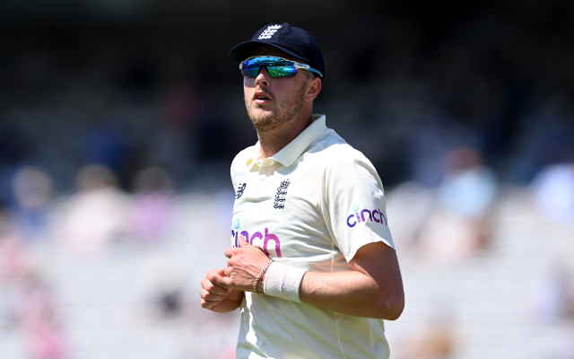 Ollie Robinson restricted from international cricket