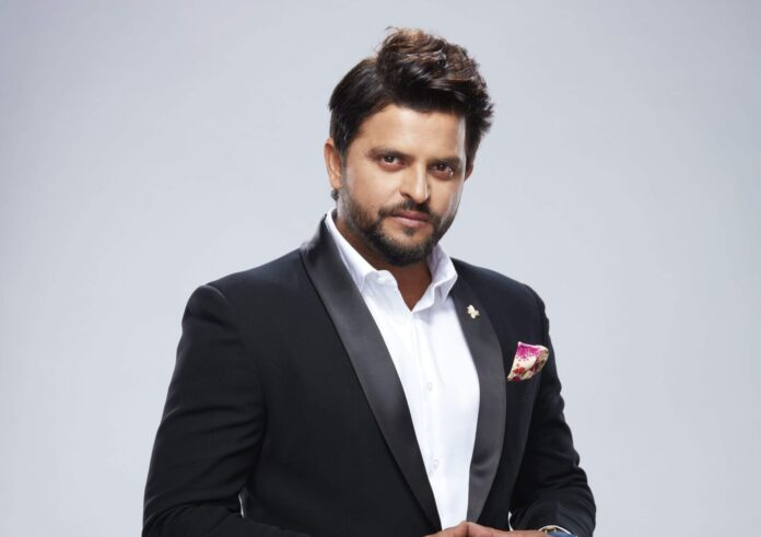 Suresh Raina admires South Indian Actor to play the role of him in his biopic
