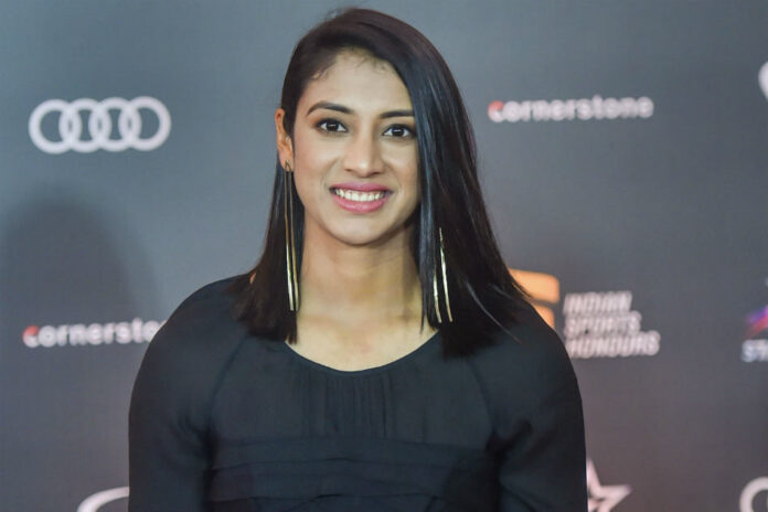Smrit Mandhana uncovers the most chaotic partner for the present Indian Squad