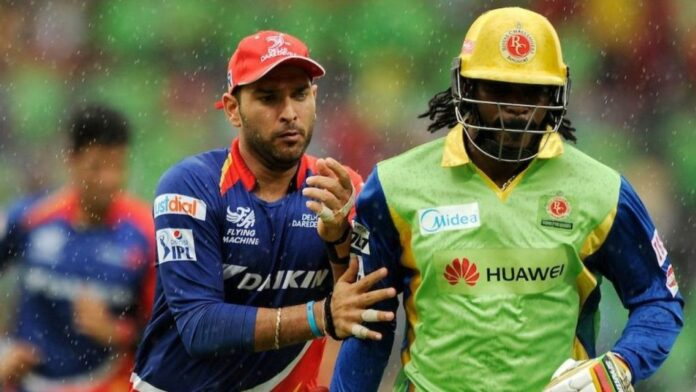 Will Yuvraj and Gayle reunite to play for Mulgrave Cricket Club in Australia?