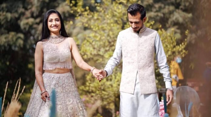 Yuzi Chahal's Wife Dhanashree Verma shares her opinion about the star Indian player