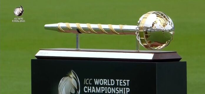 ICC World Test Championship will commence with India and England 5-Match Test Series