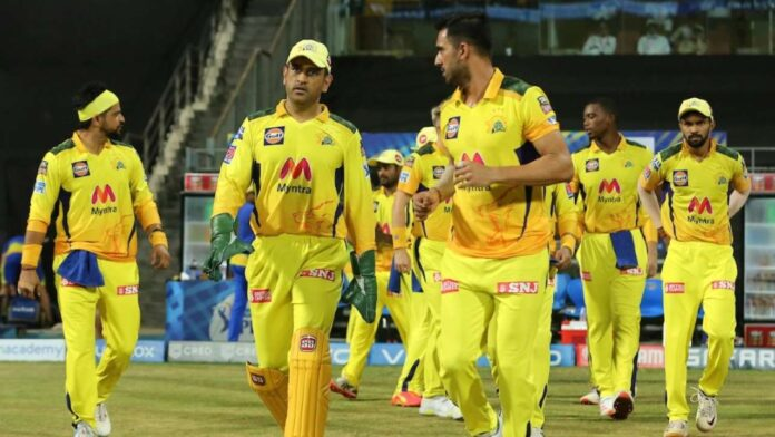 Chennai Super Kings to start their camp at Chepauk from the coming month