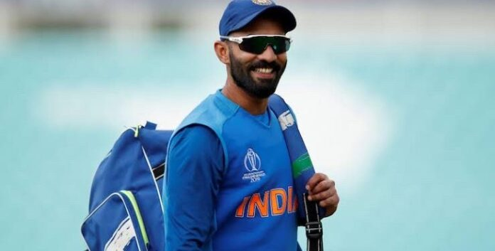 Is Dinesh Karthik going to pad up for the red ball series?