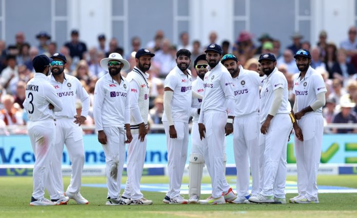 Virat Kohli shows the 'format' for the rest of the England series