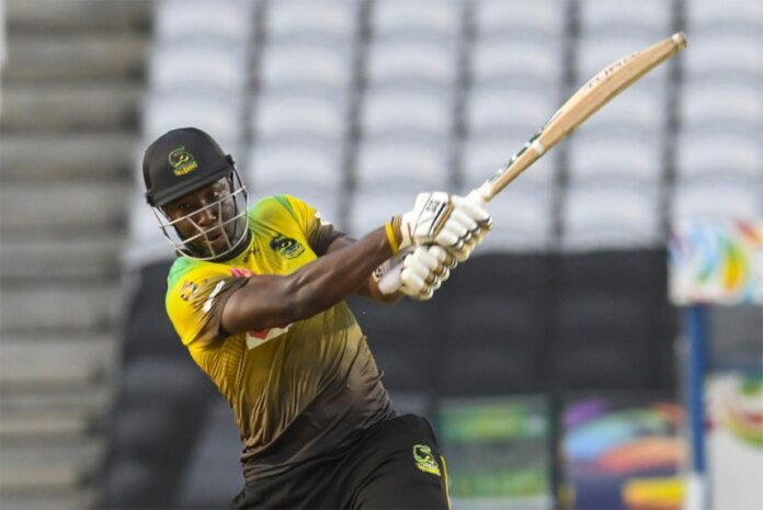 Andre Russell hits fastest fifty in CPL History