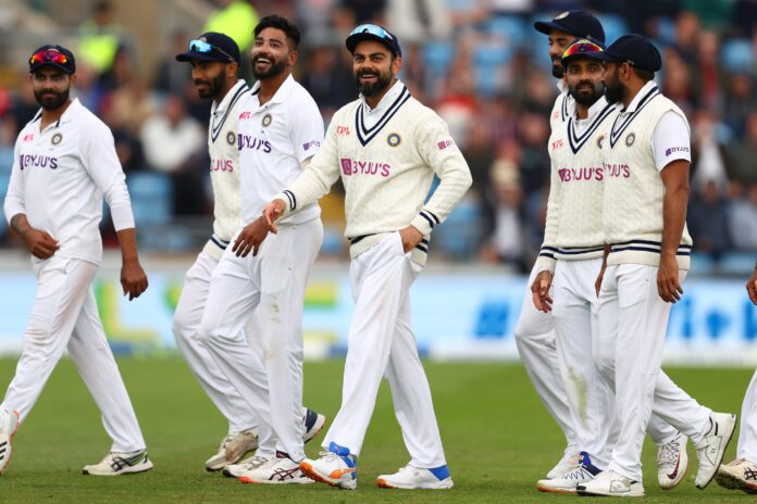 Umpire asked Rishabh Pant to exclude tapping on his gloves in the 3rd Test