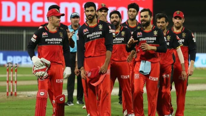 Star RCB Players will be unavailable for the Playoffs of IPL 2021