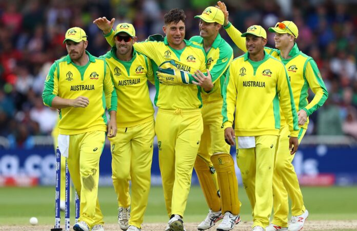 Australia announced their Squad for the T20 World Cup 2021