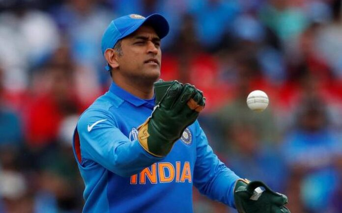 MS Dhoni lost his Twitter Verified Badge