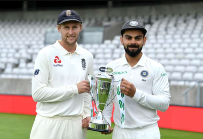 ECB told BCCI to claim the series to them