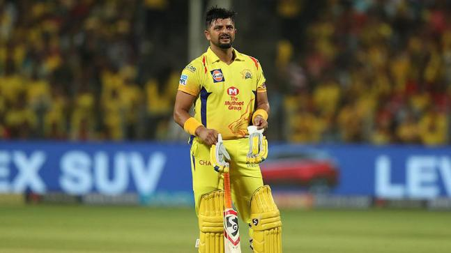Suresh Raina Player revealed a story with his teammates on dropping a catch incident