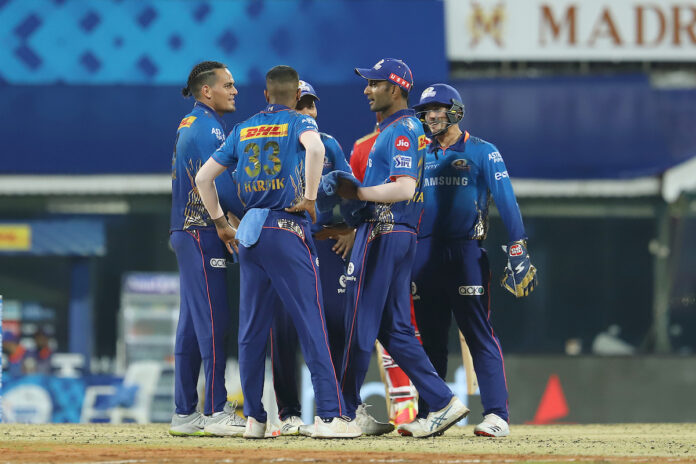 Mumbai Indians ahead of the second phase of IPL-2021
