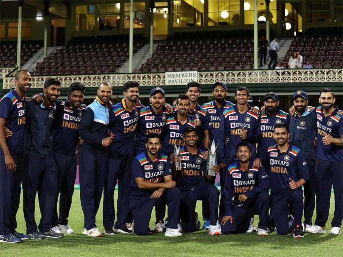 Indian Team to host Star Teams after the conclusion of T20 World Cup