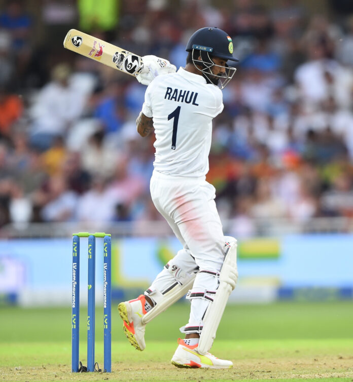 KL Rahul fined for inappropriate behaviour in the fourth test