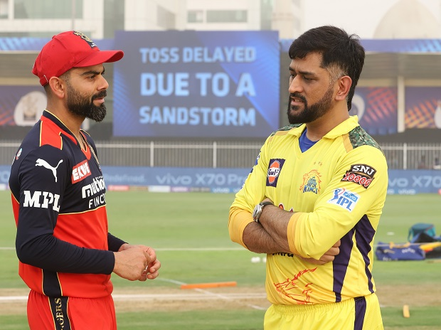 Virat Kohli tweet over Dhoni shows a real bless for his win over DC