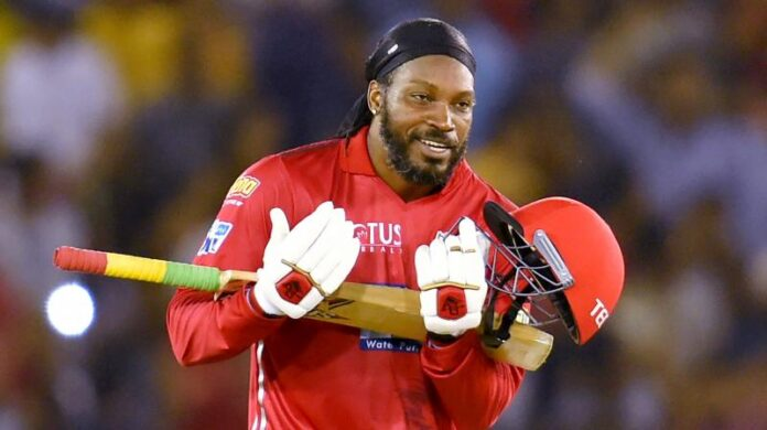 Chris Gayle withdraws from remainder of the second leg of IPL-2021