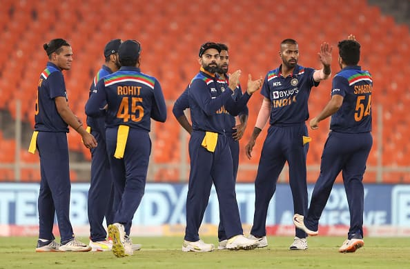 Star SRH player likely to be added as a net bowler in an Indian team for the upcoming T20 World Cup