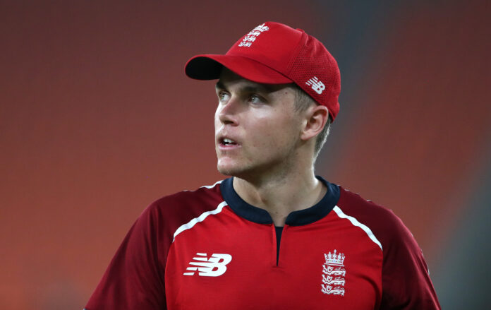 Chennai Super Kings as a cover replacement for Sam Curran